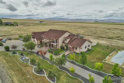 Nampa, Caldwell, Middleton Single Family Home For Sale: 5977 Sky Ranch Road