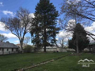 Residential Lots & Land For Sale: 1719 S Hilton Street