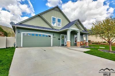 Boise Single Family Home For Sale: 8386 W Sundisk St.
