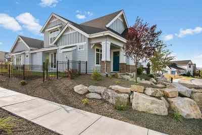 Boise Single Family Home New: 3899 W Hidden Springs Drive