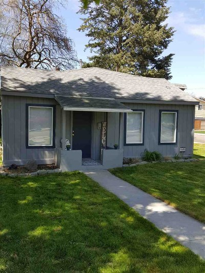 Boise Single Family Home New: 895 N 31st