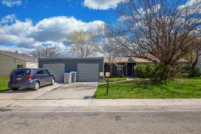 Boise Multi Family Home For Sale: 2654 N Siesta