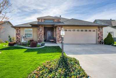 Nampa Single Family Home New: 3803 S Greenbrier Rd