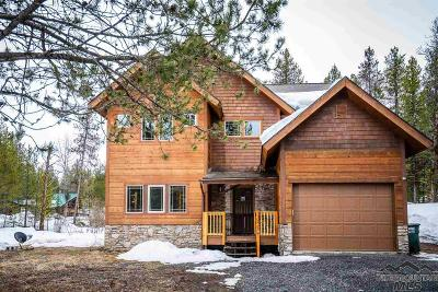 Mccall, Melba, Wilder, Parma, Notus, Garden Valley, Cascade, Emmett, Idaho City Single Family Home New: 235 Moonridge Drive