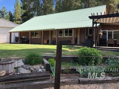 Boise ID Single Family Home New: $499,900