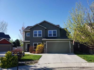 Meridian Single Family Home New: 3192 S Savia
