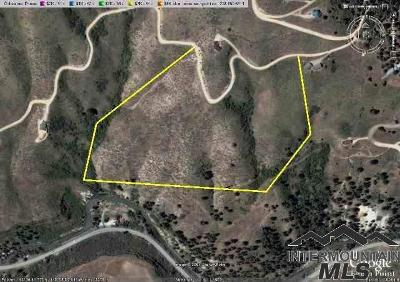 Boise County Residential Lots & Land For Sale: 6 Chaparral Drive