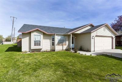 Middleton Single Family Home For Sale: 673 Mountain Street
