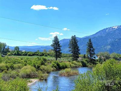 Boise County Residential Lots & Land For Sale: 677 S Middlefork Road