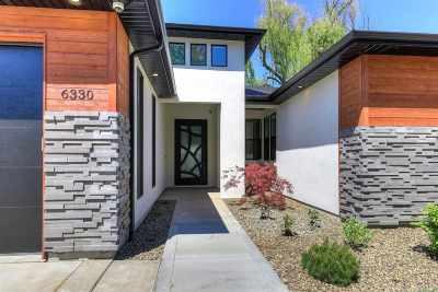 Single Family Home For Sale: 6330 Elmer Street