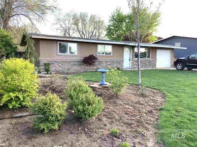 Nampa Single Family Home Back on Market: 909 W Roberts Ave