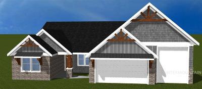 Meridian Single Family Home New: 7386 W Belay St