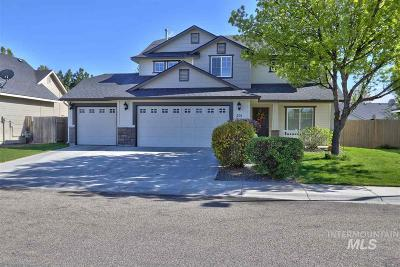 Meridian Single Family Home For Sale: 251 E Moskee St