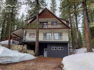 Placerville Single Family Home For Sale: 105 Mesplie Rd