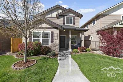 Boise Single Family Home New: 6007 S Kelso Way