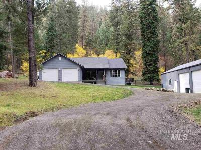 Orofino Single Family Home For Sale: 290 Westwood Terrace Drive