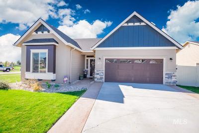Eagle Single Family Home New: 2675 E Snocreek Dr
