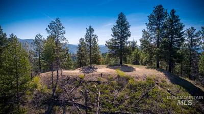 Boise County Residential Lots & Land New: 1 Wilderness Ridge Road