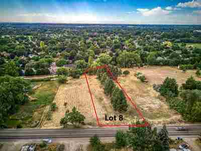 Ada County Residential Lots & Land Back on Market: W Hill Rd Lot 8