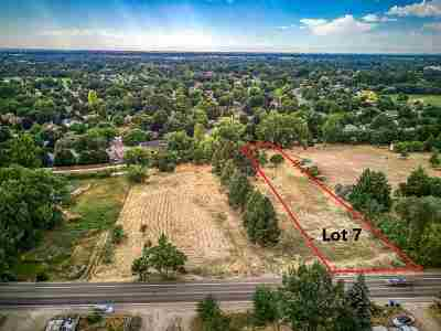 Ada County Residential Lots & Land For Sale: W Hill Rd Lot 7