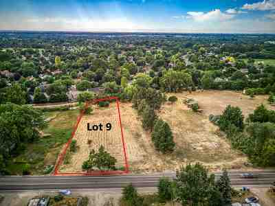 Ada County Residential Lots & Land Back on Market: W Hill Rd Lot 9