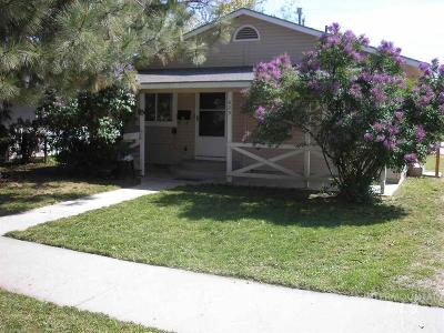Single Family Home For Sale: 625 E 3rd St.