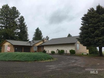 Council Single Family Home For Sale: 2645 N Fork Ridge Road