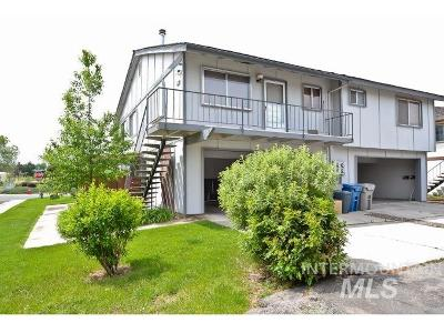 Boise Multi Family Home For Sale: 1173 S Hilton Street
