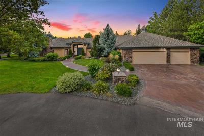 Garden City Single Family Home For Sale: 9410 N Winterwood