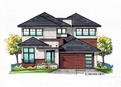 Eagle Single Family Home For Sale: 874 Joplin
