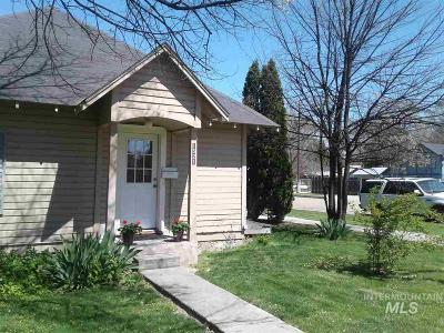 Caldwell Multi Family Home For Sale: 1521 Blaine St