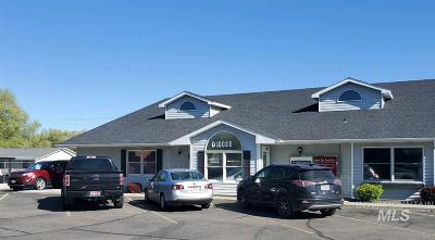 Nampa Commercial For Sale: 1603 12th Ave #D