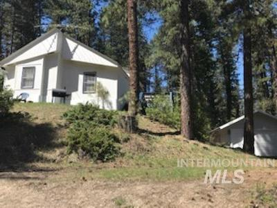 Garden Valley Single Family Home Price Change: 253 Holiday Dr.