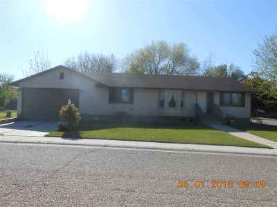 Nampa Single Family Home For Sale: 2202 Aries Dr.