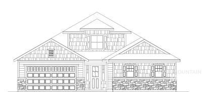 Meridian Single Family Home For Sale: 2911 E Lawton Drive