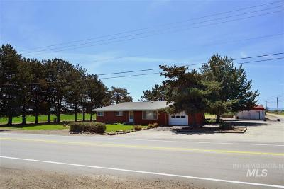 Nampa Single Family Home For Sale: 11475 W Karcher Rd.
