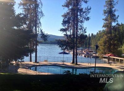 McCall Condo/Townhouse For Sale: 2635 Eastside Dr., Unit 21, Bldg. B
