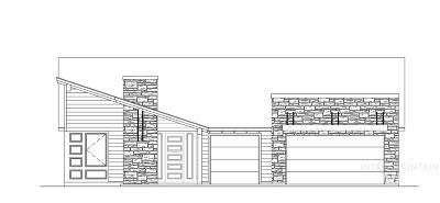 Meridian Single Family Home For Sale: 2916 E Renwick Ct