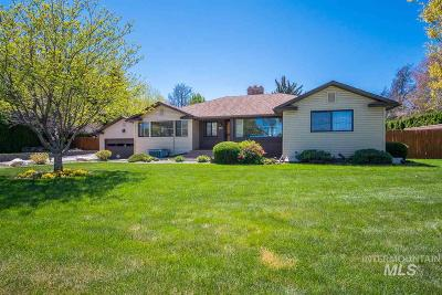 Boise Single Family Home For Sale: 5821 W Randolph Drive