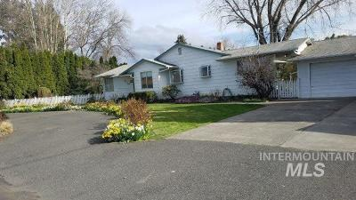 Lewiston Single Family Home Contingent Sale: 1116 Cedar Ave