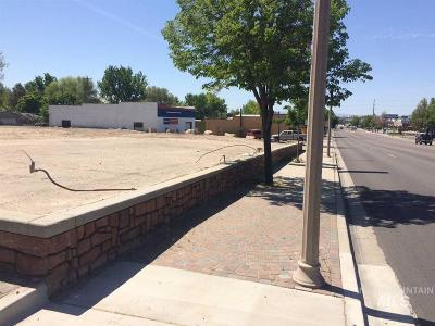 Nampa Commercial For Sale: 424 11th Ave. North