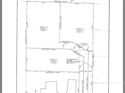 Boise Residential Lots & Land For Sale: 178 E Gettysburg Street