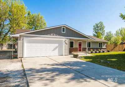Boise Single Family Home For Sale: 9848 Martingale