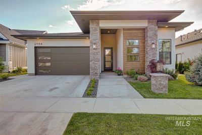 Eagle Single Family Home For Sale: 2759 South Creek Pointe Lane