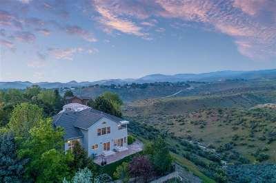 Boise Single Family Home For Sale: 521 E Sunnyridge Ct