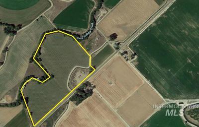 Caldwell Farm & Ranch For Sale: Market Rd