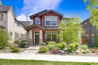 Boise Single Family Home For Sale: 3032 S Brookridge