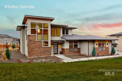 Boise ID Single Family Home For Sale: $1,250,000