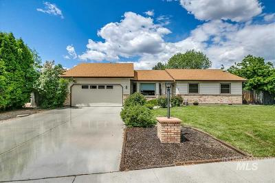 Boise Single Family Home New: 6960 W Saxton Dr