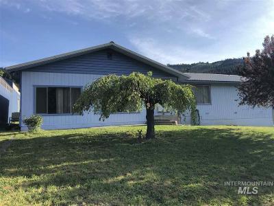 Orofino Single Family Home For Sale: 12712 Laqa Ave.